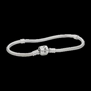 pulseira pandora em prata