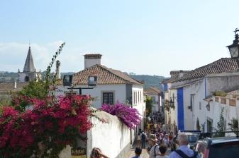rua principal