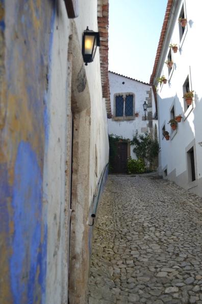 ruas de óbidos