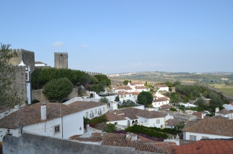 vista do castelo